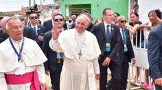 Obispos de Colombia: Avancemos por el camino trazado por el Papa Francisco 14/09/2017 - 04:36 pm .- En conferencia de prensa realizada este 14 de septiembre en Bogotá, los obispos de Colombia hicieron un balance sobre la reciente visita del Papa Francisco al país y alentaron a seguir el camino que ha indicado el Santo Padre.