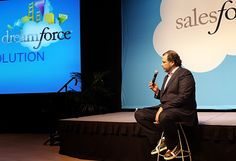 Salesforce.com: Pushing social business into the mainstream   ZDNet