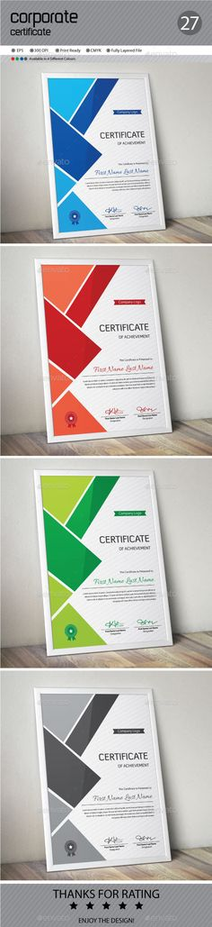 29 Best Certificate templates images Award certificates