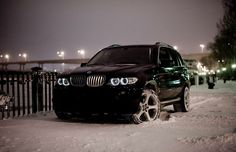İ hope İ will give to my daddy this gift Bmw Suv, Suv Cars, Sport Cars, Bmw X5 E53, Bmw Motors, Car Goals, Car Headlights, Luxury Suv, Dream Cars