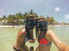 Snorkel Mask, Scuba Girl, Snorkelling, Sport Girl, Scuba Diving, Bikinis, Swimwear, Summertime, Swimming