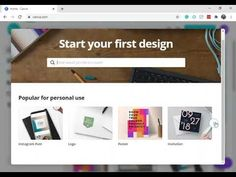 Canva Tutorial - full tutorial explained in 45min Virtual Assistant, Logs, Your Design, Infographic, Photo Editing, Tutorials, Social Media, Learning, Canvas