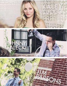 Big Bang Theory people