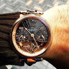 Bovet Rising Star Tourbillon. #EBillion #Bovet #yorkville #tourbillon #luxurybrands #luxurylifestyle #luxurywatch #luxury #watches #instawatch #wristwatch #wristcandy #wristporn #watchporn #watchcollector #timepieces #lfl #f4f #horology #hautehorlogerie by ebillion