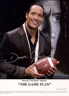 Dwayne Johnson | The Game Plan