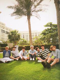 https://flic.kr/p/Kc3Edn | [SCAN] BTS Summer Package in Dubai 2016 Photobook