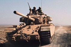 Sho't Kal Israeli Tank - Centurion version