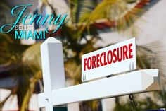 Are u Afraid of that Big Ugly F-Word? FORECLOSURE! Don't Be Anymore! During the Real Estate Crisis I Stopped Foreclosures Helped people Save their Homes by Modifying their Loans and as last resort sold the property in a Shortsale. If you or someone you know is still in this situation don't be embarrassed let me guide you by sharing my knowledge and expertise to help you before it's Too Late! . . . jennifer@thechadcarrollgroup.com (305) 525-6769 http://ift.tt/1XpMFN6 . . . #JennySellsMiami…
