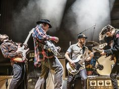 Neil Young + Promise of the Real Helsinki 3.7.2016 Fabulous evening