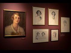 Egy írónő modellt áll - Kádár Erzsébet (1901–1946) // ONline kiállításme... Marvel, Frame, Home Decor, Picture Frame, Decoration Home, Room Decor, Frames, Home Interior Design, Home Decoration