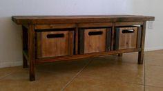Free DIY Furniture Plans to Build the Vintage Workshop Storage Crates