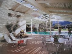Atomic Ranch magazine... covered outdoor entertaining