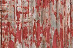 Rustic Red Barn Wood