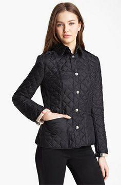 Burberry Brit Kencott Quilted Jacket