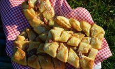 Pletence s pekanovými ořechy a javorovým sirupem
