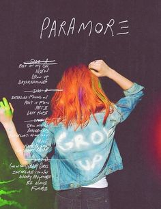 Hayley Williams of Paramore Paramore Shirt, Paramore Quotes, Jeremy Davis, Paramore Hayley Williams, Music Artwork, Taylor York, Crazy Girls, Pop Punk, Poses