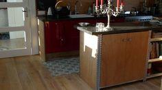 vloer open keuken portugese tegels - Google zoeken