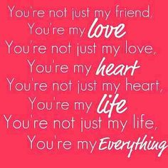 Love my husband!
