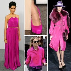 Dick Tracy in fuchsia?! A whole new level of awesome!  #SephoraColorWash