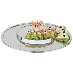 Bandeja Expositora Organizadora Buffet, Kitchen Dining, Catering, Decorative Plates, Tray, Display, Dishes, Organizers, Buckets