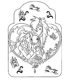 Princess Sissi Coloring page Coloring Books, Coloring Pages, Colouring, Comic, Line Illustration, Sissi, Snoopy, Marvel, Horses