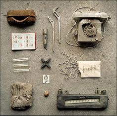from the series Archäologie der Arbeit (Archeology of Work) by Fritz Fabert