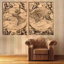 Znalezione obrazy dla zapytania obrazy z mapami świata