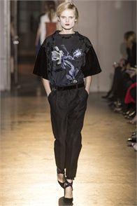 Sfilata Rue du Mail (by Martine Sitbon) Paris - Collezioni Autunno Inverno 2013-14 - Vogue