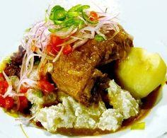 Recetas de comida Boliviana: SAJTA DE POLLO