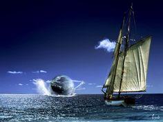 """""""La esfera"""" - (1000 x 750 px) - Luis Pulo - Febrero 3, 2012 - Fotomontaje - Licencia Creative Commons"""