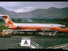 Aeromexico en aviones