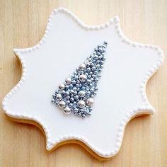 This time last year #decoratedcookies #sweettableaustralia #christmascookies