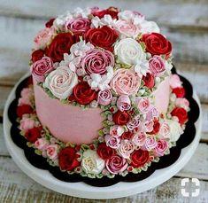 15 imagens lindos de bolos decorados