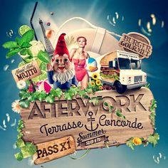 2013 - AFTERWORK PARIS