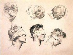 John Singer Sargent | Gassed, 1919 | Tutt'Art@ | Pittura • Scultura • Poesia • Musica