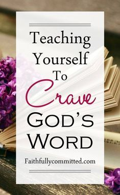 Bible Verse About Strength:Healthy habits don't just happen, we have to teach ourselves to crave things that are good for us. Try these tips for learning to crave God's Word! Bible Study Tips, Scripture Study, Scripture Reading, Christian Faith, Christian Living, Christian Women, Thing 1, Bible Scriptures, Bible Notes