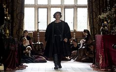 Wolf Hall TV show uses 'too small' Tudor codpieces for fear of baffling US audiences - Telegraph. Mark Rylance as Thomas Cromwell (BBC/Giles Keyte)
