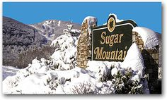 Sugar Mountain, NC.  My kids had such a fantastic time!  We will be going back.  Maybe I'll ski the next time.