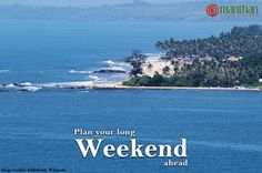 Don't be in a dilemma to rejoice your long weekend, head straight towards #Goa to enjoy the monsoon along the #Morjim #beach. Book Your stay at #Manthan #Yogic #Village. http://www.myvgoa.com