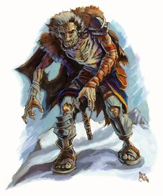 Dungeons and Dragons Character Races | Icegaunt - Dungeons and Dragons Wiki