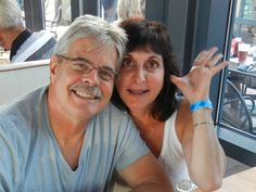 Bob and Regina Olds.  Bob is a master optician and specializes in contact lens fittings; RGP, Keratoconus, Toric, Multifocal contacts and Prosthetic contact lenses.
