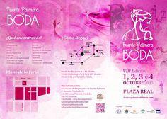 A partir de mañana estaremos en #Feriadelaboda2015 #FuentePalmeradeBoda