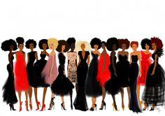 black girls~Niki's Groove