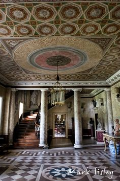 west wycombe park interior - Google Search