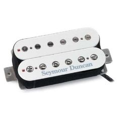 Seymour Duncan SH-5 Duncan Custom Pickup White Classic and Heavy rock RB Funk even drop-tunings the SH-5 Duncan Custom from legendary manufacturer Seymour Duncan works great with its driving sound. This pickup comes in white. (Barcode EAN=0800315 http://www.MightGet.com/january-2017-11/seymour-duncan-sh-5-duncan-custom-pickup-white.asp