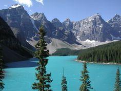 Jasper, Alberta Canada! On our next trip to B.C, roadtrip through Alberta first!