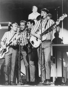 Beach Boys with Brian on lead