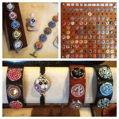 ginger snaps jewelry - Google Search Love love love.... Just got my first pieces this week, and I am hooked!