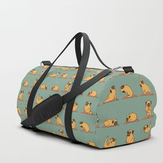 WIHVE Gym Duffel Bag Winter Two Birds On Branch Sports Lightweight Canvas Travel Luggage Bag