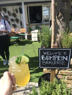 Caitlin-of-Styled-American-cocktail-at-bumpkin-chelsea http://styledamerican.com/london-roundup/
